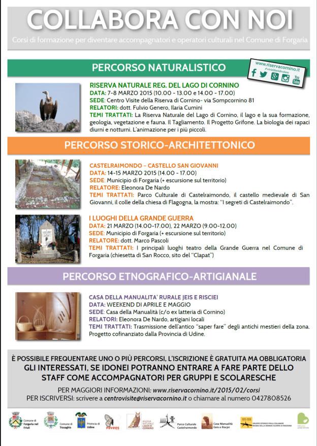 Volantino-Corso