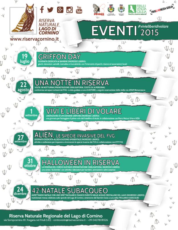 eventi 2015 RNLC